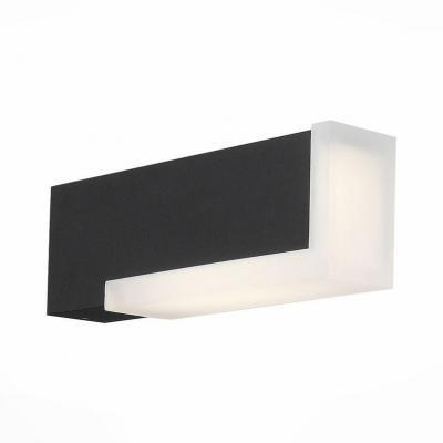 Уличный настенный светодиодный светильник ST Luce Posto SL096.401.02