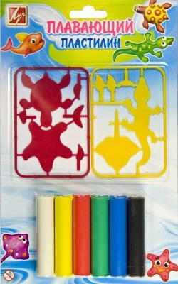 Пластилин ЛУЧ 23С1435-08 6 цветов