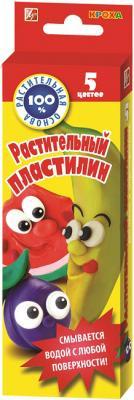 Пластилин ЛУЧ Кроха 5 цветов 25С1557-08