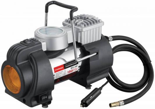 Автомобильный компрессор Starwind CC-240 автомобильный компрессор airline ca 012 08o smart o g автомобильный