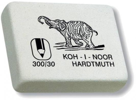 Ластик Koh-i-Noor Elephant 1 шт прямоугольный 300/30-27