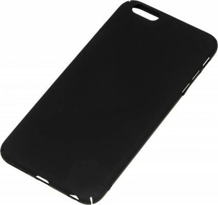 Чехол (клип-кейс) Red Line УТ000010067 для iPhone 6 Plus iPhone 6S Plus чёрный клип кейс euro line vividlight для philips s309