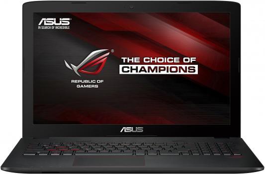 Ноутбук ASUS GL552VX-CN368T 15.6 1920x1080 Intel Core i7-6700HQ 90NB0AW3-M04550 ноутбук asus rog gl753vd gc140 17 3 1920x1080 intel core i7 7700hq