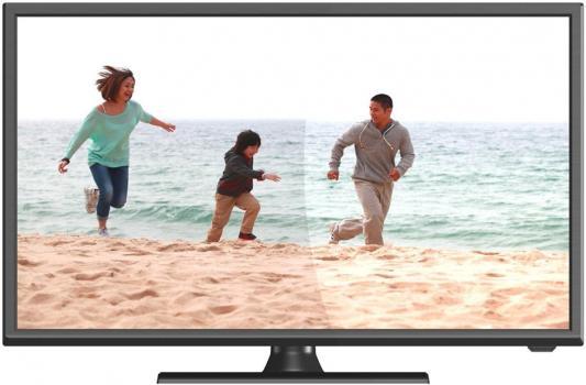 Телевизор Hartens HTV-22F011B-T2/PVR черный