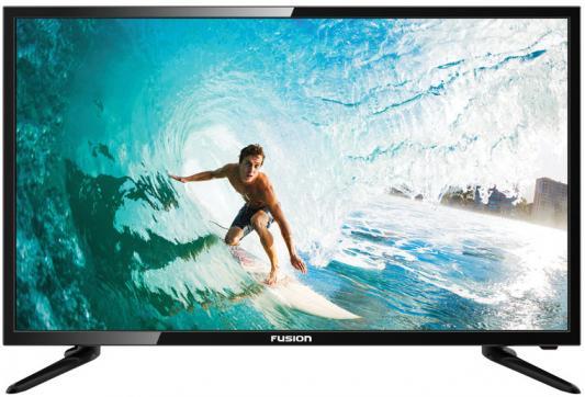 Телевизор FUSION FLTV-32A100T черный