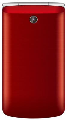 Мобильный телефон Texet TM-404 красный 2.8 мобильный телефон texet tm 404 красный 2 8 page 4