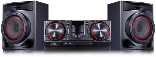 все цены на Минисистема LG CJ44 480Вт черный