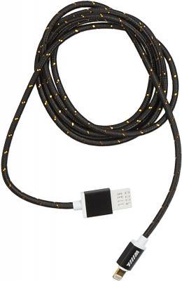 Кабель-переходник WIIIX CB110-U8-15B USB-8pin черный