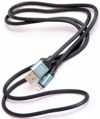 Кабель-переходник WIIIX CB120-U8-10B USB-8pin черный