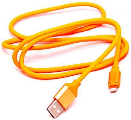 Кабель-переходник WIIIX CB120-U8-10OG USB-8pin оранжевый