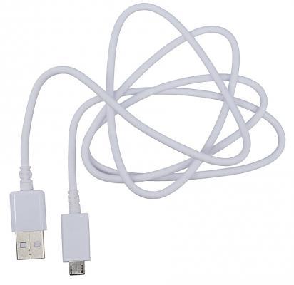 Кабель microUSB 1м Wiiix CB600-2A-UMU-10W круглый кабели wiiix кабель переходник usb microusb