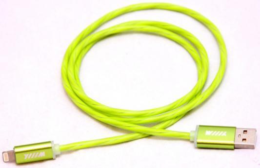 Кабель microUSB 1м Wiiix круглый CBL710-UMU-10G
