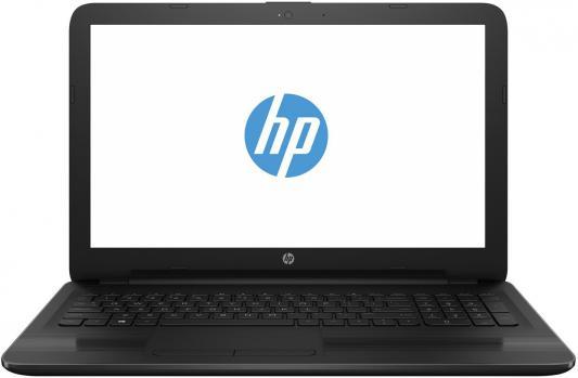 Ноутбук HP 15-bs028ur 15.6 1366x768 Intel Core i3-6006U ноутбук hp 15 bs028ur 1zj94ea 1zj94ea