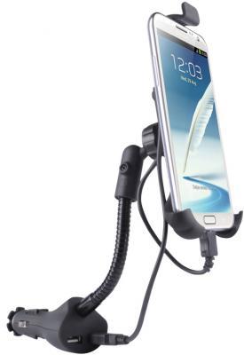 Автомобильный держатель Supra SHF-22U для смартфонов черный автомобильный держатель supra shf 22u для смартфонов черный