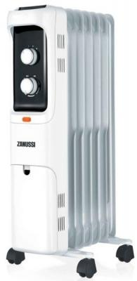 Масляный радиатор Zanussi Loft ZOH/LT-07W 1500 Вт белый