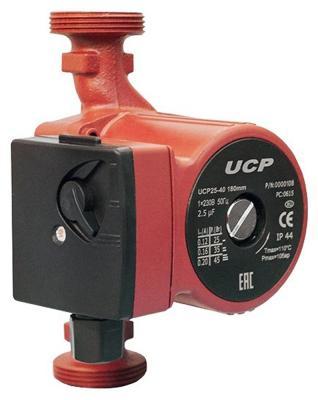 Насос поверхностный UCP-25/80-180