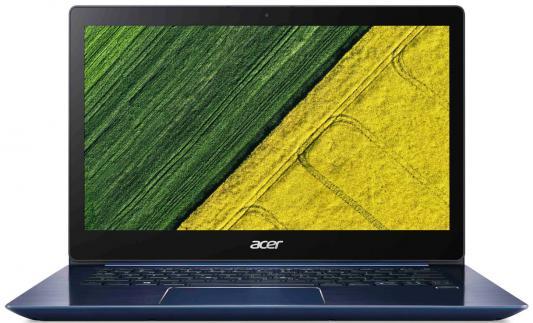 Ультрабук Acer Swift 3 SF314-52G-82UT (NX.GQWER.006) acer swift 3 sf314 52g 88kz silver nx gquer 004