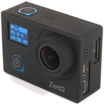 лучшая цена Экшн-камера AC Robin ZED2 1xExmor R CMOS 12Mpix черный