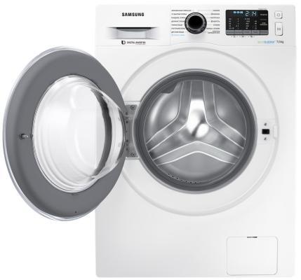 Стиральная машина Samsung WW70J52E0HWDLP белый стиральная машина bomann wa 5716
