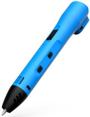 Ручка 3D Cactus PLA LCD синий CS-3D-LTP2-BL