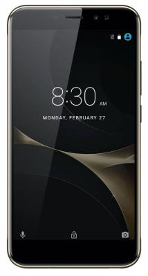 Смартфон ZTE Nubia N1 Lite черный золотистый 5.5 16 Гб LTE Wi-Fi GPS 3G skinbox флип кейс zte blade x5