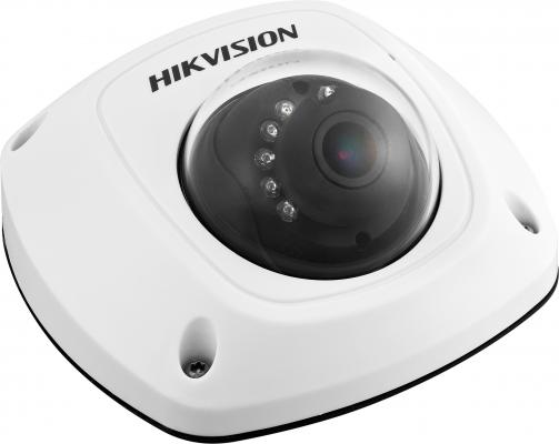 Видеокамера Hikvision DS-2CD2542FWD-IS CMOS 1/3 6 мм 2688 x 1520 H.264 MJPEG H.264+ RJ-45 LAN PoE белый