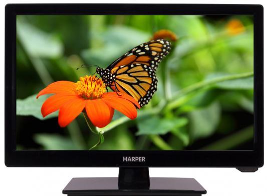 Телевизор Harper 16R470 черный