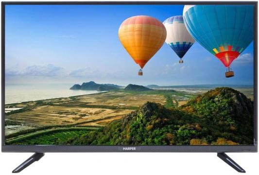 Телевизор Harper 32R660T черный