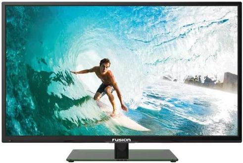 Телевизор FUSION FLTV-24H100 черный антигравийная пленка nano fusion