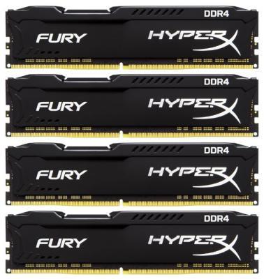 все цены на Оперативная память 32Gb (4x8Gb) PC4-21300 2666MHz DDR4 DIMM CL16 Kingston HX426C16FB2K4/32