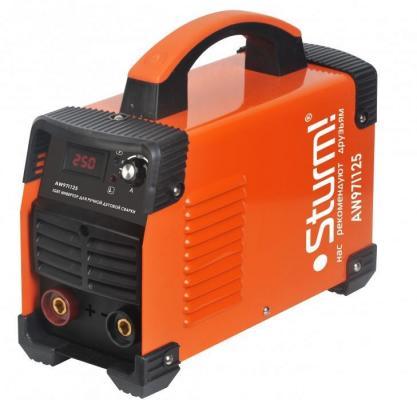 Аппарат сварочный Sturm AW97I125 инверторный
