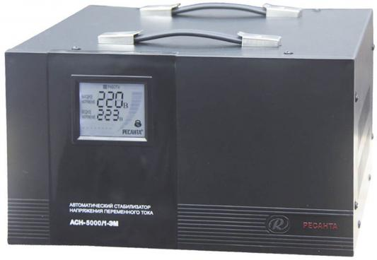 все цены на Стабилизатор напряжения Ресанта ACH-5000/1-ЭМ онлайн