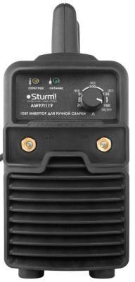 Аппарат сварочный Sturm AW97I119 инверторный сварочный аппарат baumaster aw 97i19x