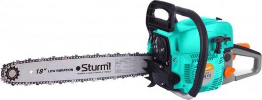 Бензопила Sturm GC99522B 2900Вт отвертка sturm 1040 10 s7
