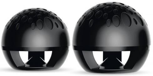 Колонки Perfeo Sphere PF-910 2x5 Вт USB черный