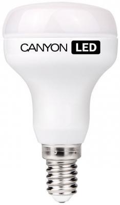 Лампа светодиодная спот Canyon LED R50 E14 6W 220V 4000K E14 6W 4000K R50E14FR6W230VN лампа светодиодная canyon led be14cl6w230vn