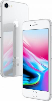 "Смартфон Apple iPhone 8 серебристый 4.7"" 256 Гб NFC LTE Wi-Fi GPS 3G MQ7D2RU/A от 123.ru"