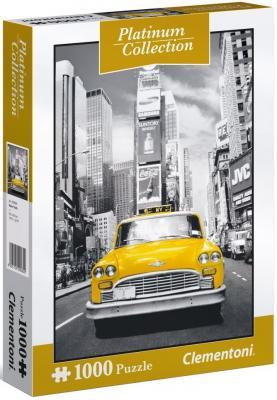 Пазл Clementoni Нью-Йорк 1000 элементов 39398 пазл clementoni trittico 3х500 эл легенды нью йорка 39305