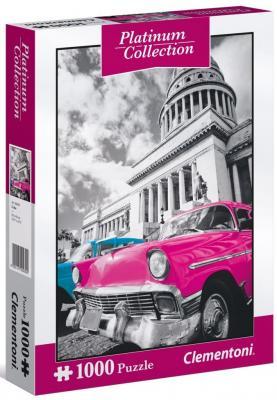 Пазл Clementoni Куба 1000 элементов 39400