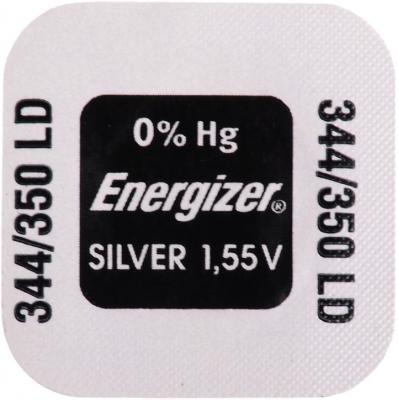 Батарейка Energizer Silver Oxide 635310 344/350 (SR1136SW) 1 шт