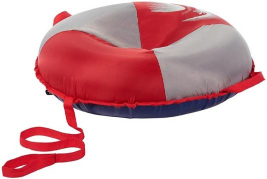 Тюбинг Sweet baby Glider 75 до 80 кг серебристый красный ПВХ