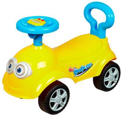 Каталка-машинка Sweet Baby Giro желтый от 1 года пластик
