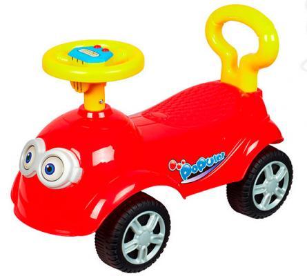 Каталка-машинка Sweet Baby Giro красный от 1 года пластик