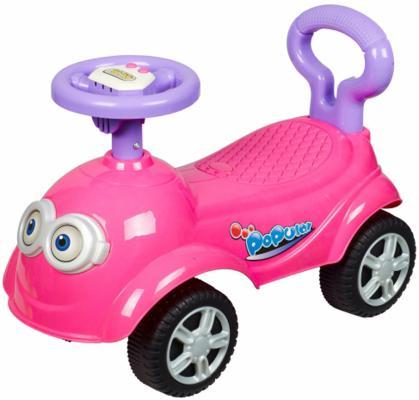 Каталка-машинка Sweet Baby Giro розовый от 1 года пластик