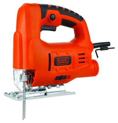 Лобзик Black & Decker JS10-RU 400Вт лобзик black decker ks501