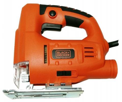 Лобзик Black & Decker JS20-RU 400Вт лобзик black decker ks501