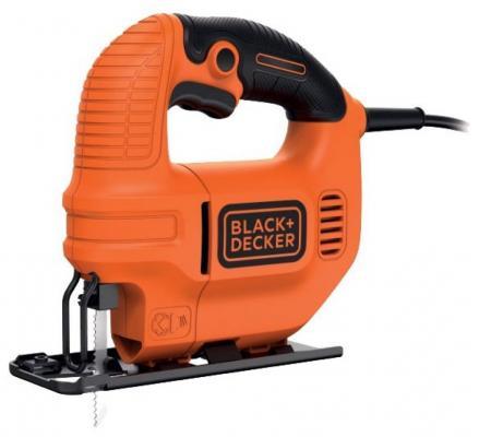 Лобзик Black & Decker KS501-XK 400Вт лобзик black