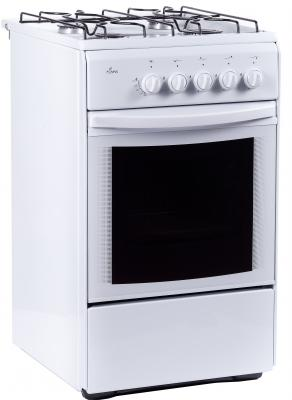 Газовая плита Flama RG 24026 W белый