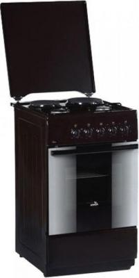 Комбинированная плита Flama RK 2211 B коричневый