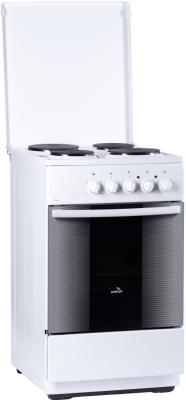 Электрическая плита Flama FE 1401 W белый flama cg 3202 w белый